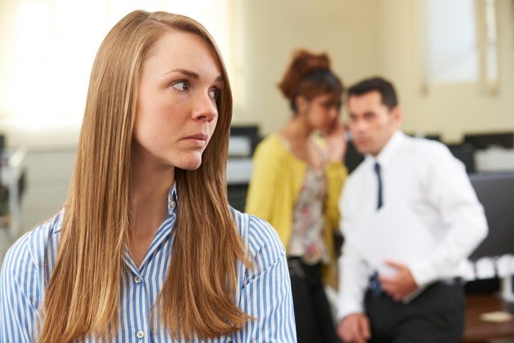 Top tips for dealing with workplace bullies
