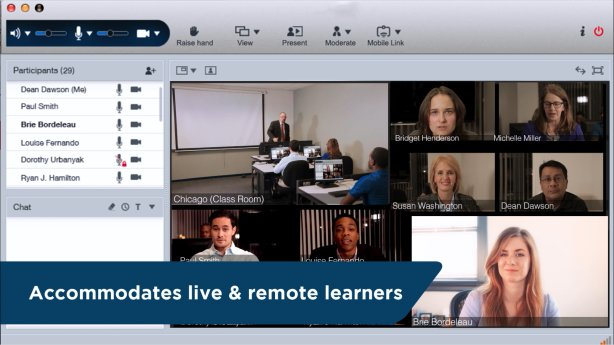 Texas Training and Conference Centers provides Virtual Training Facility