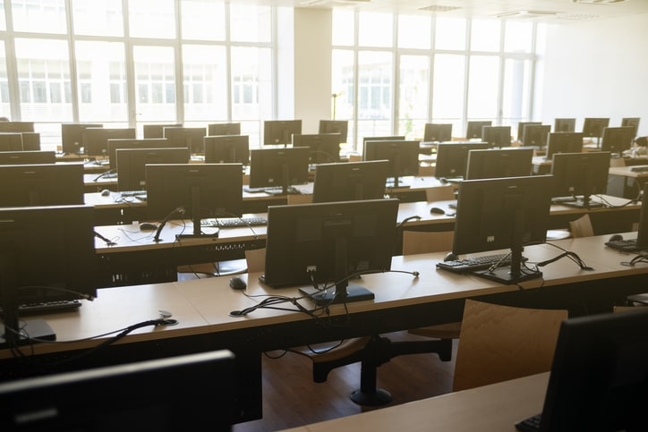 Benefits of Off-Site Computer Labs in Houston, TX