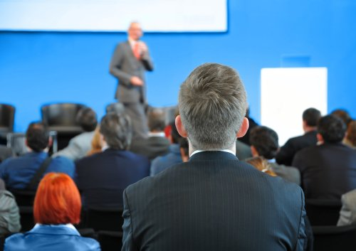 Keynote Speaker for Your Corporate Event in Houston, TX