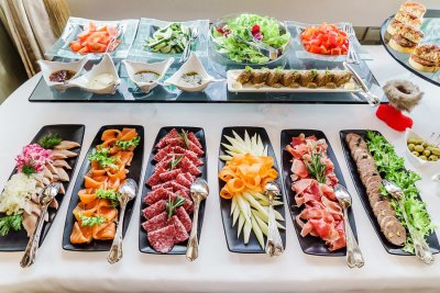 Catering for Corporate Event in Houston