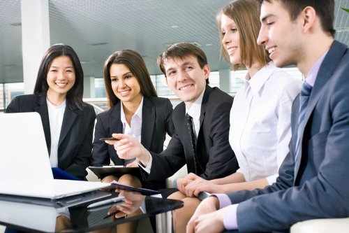Corporate meeting rooms for rent in Houston