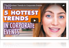 Trends in Corporate Events