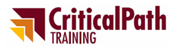 Critical Path Training uses our training facility to host their classes